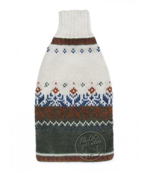 Alqo Wasi Warm Whisper Rollneck Alpaca Sweater - 1 EXTRA LARGE LEFT!