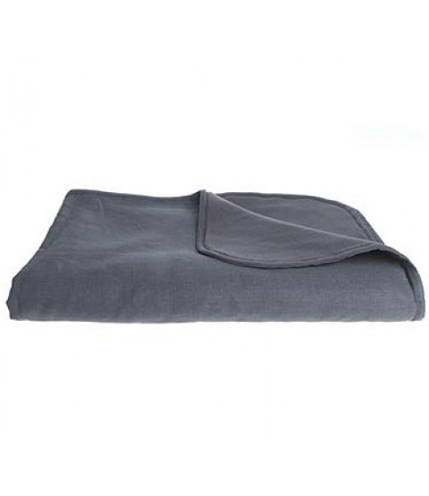 Hemp Ash Dog Blanket