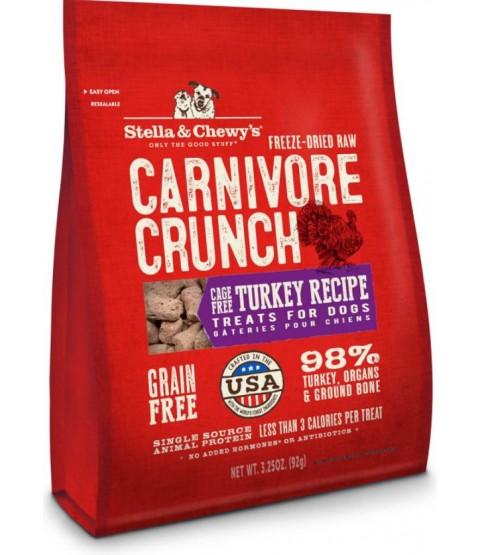 Stella & Chewy's Carnivore Crunch  - Cage-Free Turkey NEW RECIPE