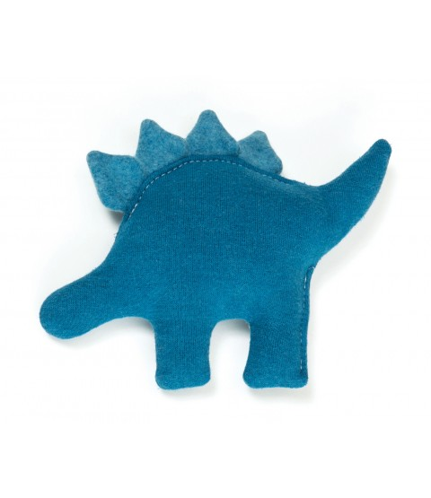 West Paw Dino Dinosaur Hemp Dog Toy - 2 Sizes - LIMITED QUANTITIES