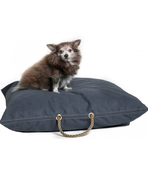 Found My Animal Dog Bed - Grey Linen