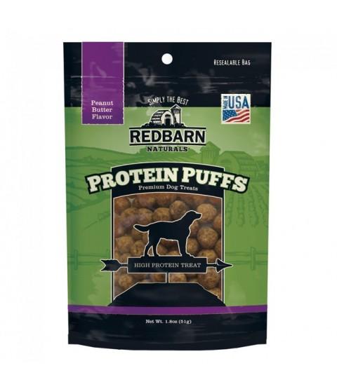 Redbarn Peanut Butter Protein Puffs Dog Treats