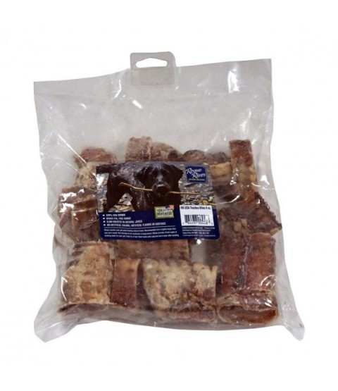 Rogue River Beef Trachea Bites Dog Chews