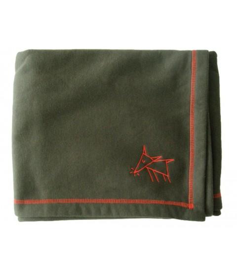 Army Green with Orange Stitching