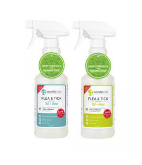 Wondercide Natural Flea, Tick & Mosquito Control for Pets + Home