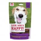 Fetch' n Fillets Bison Jerky Dog Treats - Look Who's Happy