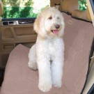 Quilted Organic Car Seat Cover - Harry Barker