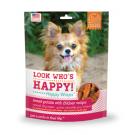 Chicken and Sweet Potato Happy Wrap Dog Chews - Look Who's Happy