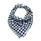 Billy Wolf Ashford Dog Bandana - 1 SMALL/MEDIUM LEFT