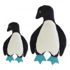 Harry Barker Plush Penguin Dog Toy