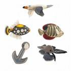 Hunter Canvas Maritime Dog Toy Collection - 5 Styles