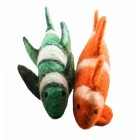 Organic Boiled Wool Tropical Fish Pet Toys - Le Sharma