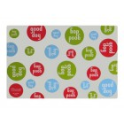 George Good Dog Dots Feeding Mat