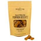 Grain & Gluten-Free Pumpkin Biscuit Dog Treats