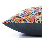 The Foggy Dog Rosa Floral Rifle Paper Collection Pillow Dog Bed