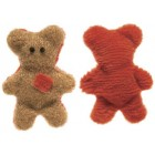 Teddy Bear Twin Puppy Toys - West Paw Designs - LIMITED QUANTITIES
