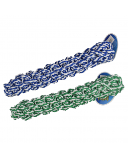 Braided Cotton Rope Retriever Roll Dog Toy