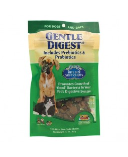 Ark Naturals Gentle Digest Chews - Prebiotics & Probiotics