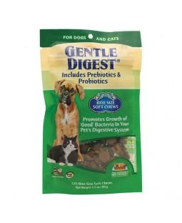 Ark Naturals Gentle Digest Chews - Prebiotics & Probiotics