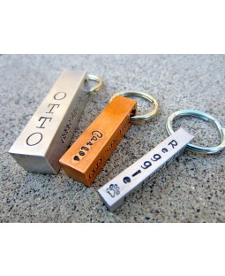 Bar ID Tag - three sizes