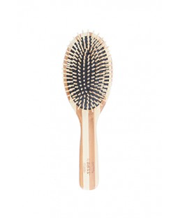 Bass Bamboo Wood Pin Brush