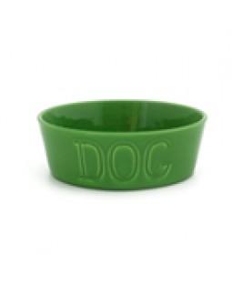 Bauer Dog Bowl - Parrot Green