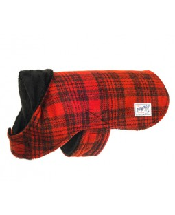 Billy Wolf Elliot Dog Coat