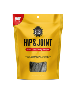 Bixbi Hip and Joint Beef Liver Treats