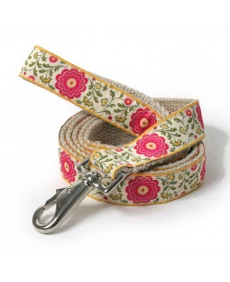 Hemp Dog Leash - Aroo Studio/In Bloom