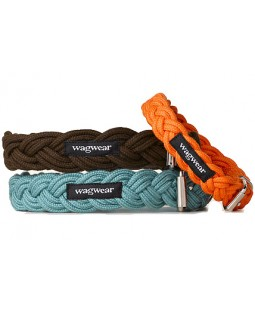 Wagwear Braided Fisherman Collection