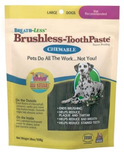 Ark Naturals Breathless Brushless Toothpaste for Dogs and Cats