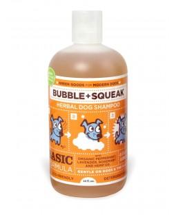 Organic Dog Shampoo - Olive Bubble + Squeak