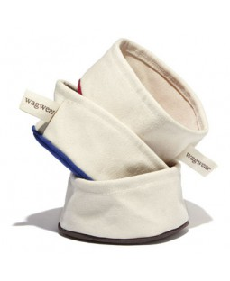 Wagwear Canvas Travel Bowls