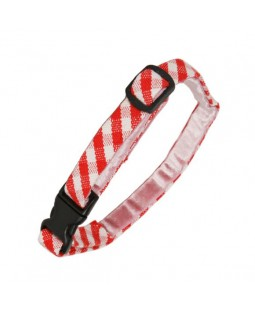 Red Gingham Cat Collar - Creature Clothes