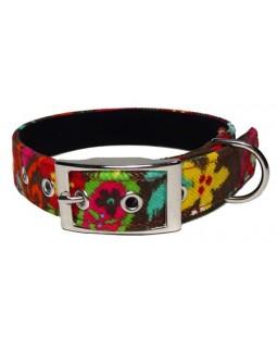 George Paisley Print Collar