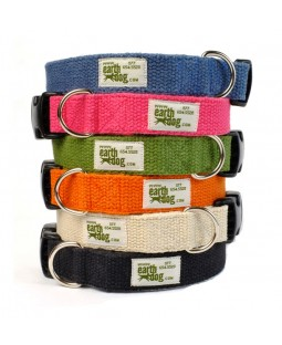 Earthdog Solid Hemp Adjustable Collection