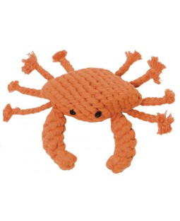 Kramer the Crab Rope Dog Toy