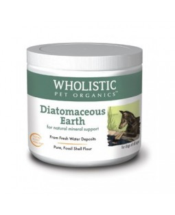 Wholistic Pet Diatomaceous Earth