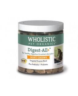Digest-All+ Soft Chew for Dogs - Wholistic Pet Organics