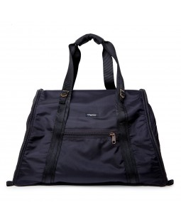 Black Cotton Ripstop Carrier
