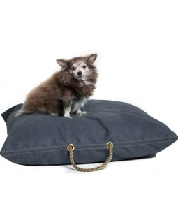Found My Animal Dog Bed - Grey Linen