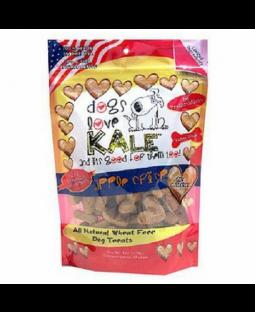 Dogs Love Kale Apple Crisp
