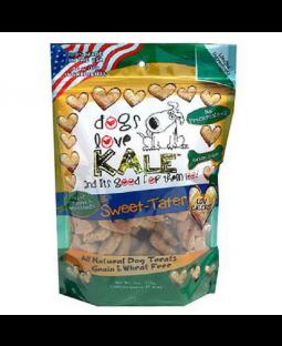 Dogs Love Kale Sweet-Tater