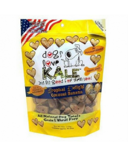 Dogs Love Kale Tropical Delight