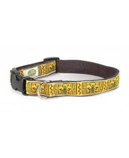 Earthdog Seamus Hemp Adjustable Collar