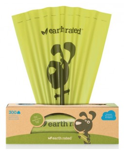 Earth Rated 300-Count Unscented Bags on a Single Roll