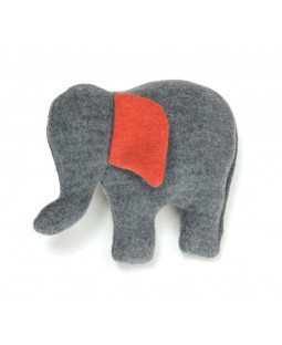 West Paw Ella Elephant Hemp Dog Toy - Mini - LIMITED QUANTITIES