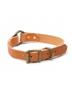 Filson Leather Collar - Natural LIMITED QUANTITIES