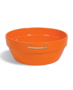 George Ridged Feeding Dog Bowls - 3 Colors