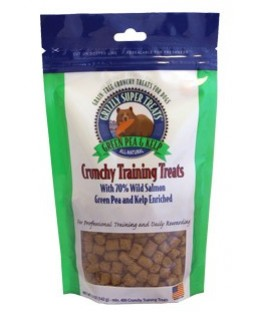 Grizzly Wild Salmon, Green Pea & Kelp Grain-Free Crunchy Training Dog Treats